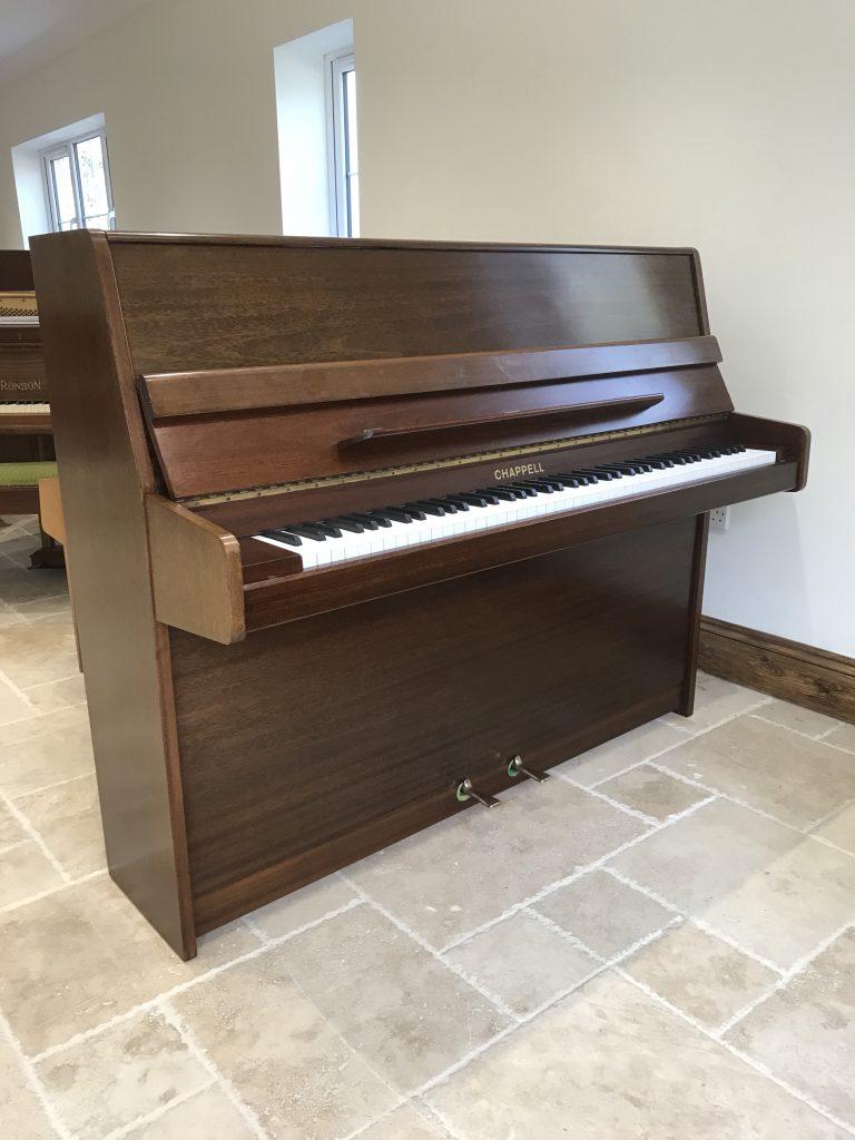 chappell,upright,sale,piano,dorset,mahogany