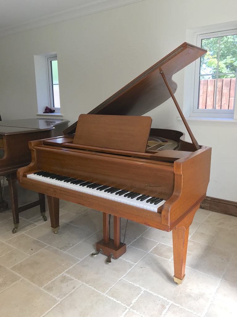 danemann,grand,piano,sale,dorset,showroom,shop