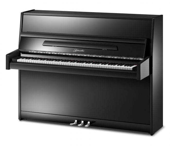 ritmuller,piano,sale,dorset,showroom,black,high,gloss,german,design