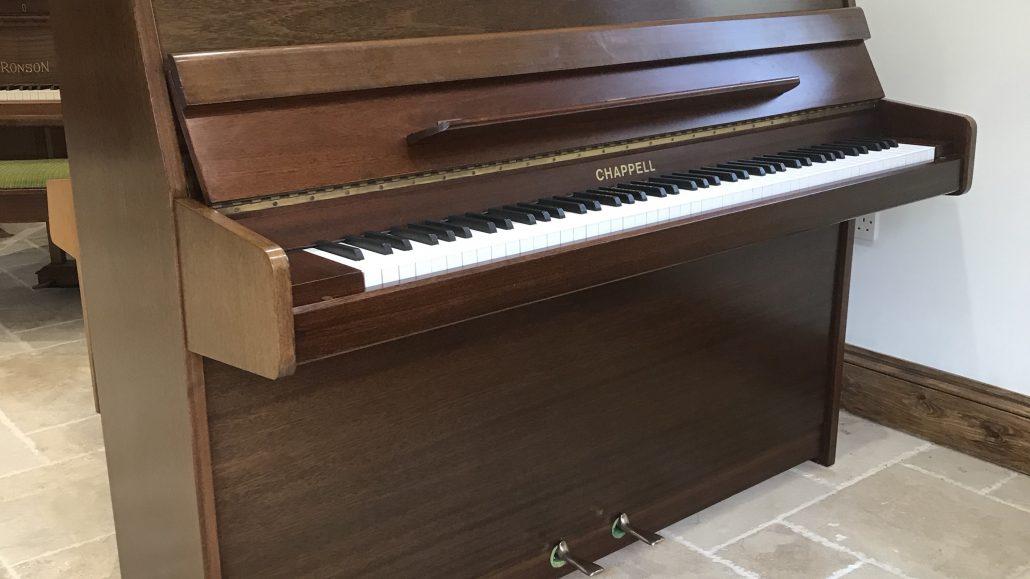 chappell,upright,piano,mahogany,sale,dorset