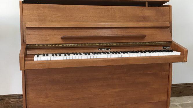 piano,knight,k10,teak,upright,dorset,sale