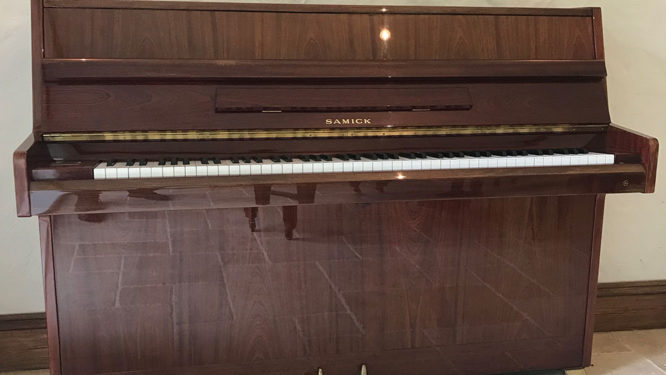 samick,piano,upright,dorset,showroom,sale,used,shop