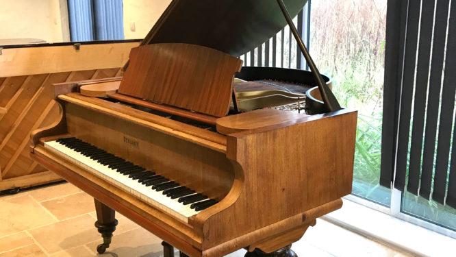 beulhoff,grand,baby,piano,dorset