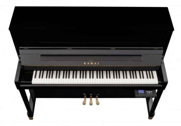 new,Kawai,Upright,Piano,K-200,ATX2,dorset,showroom,silent,digital