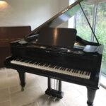 john,broadwood,baby,grand,piano,dorset,showroom,restored