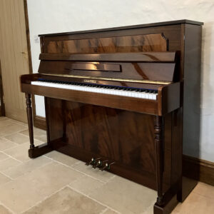 chappell,traditional,walnut,used,upright,piano,sale,dorset