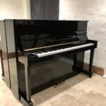 kawai,upright,piano,used,dorset,black