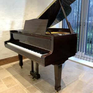 Bluthner,baby,grand,piano,sale,dorset,showroom,mahogany