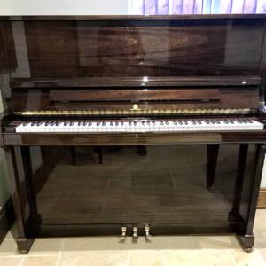 john,broadwood,piano,upright,walnut,high,quality,british,made,dorset,pianos,showroom,used,pre,owned