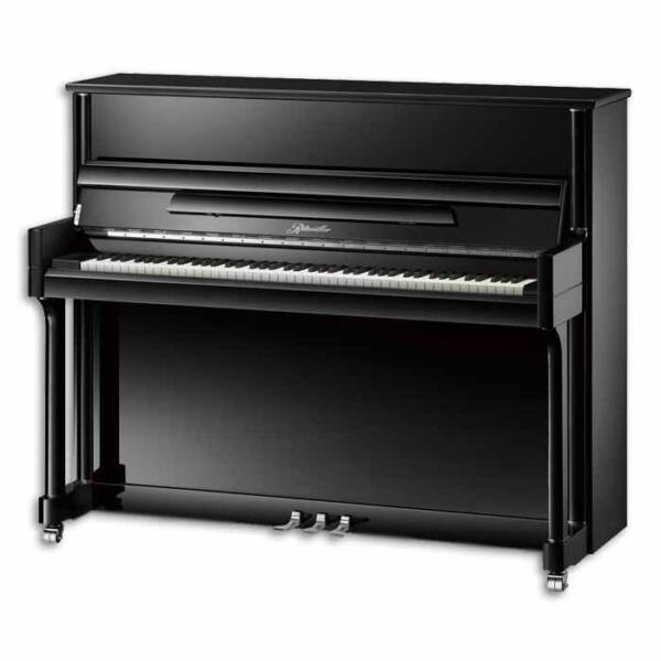 ritmuller,121,premium,upright,piano,new,black,high,gloss,quality