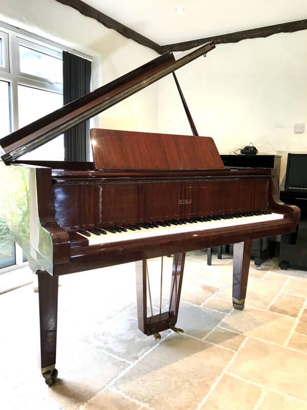 petrof,grand,piano,baby,dorset,showroom,shop
