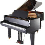 steinhoven,sg148,grand,piano,black,dorset,sale
