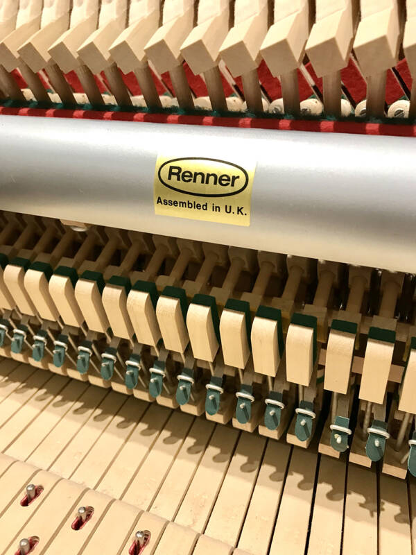 renner,action,quality,upright,used,piano,ibach,dorset,sale