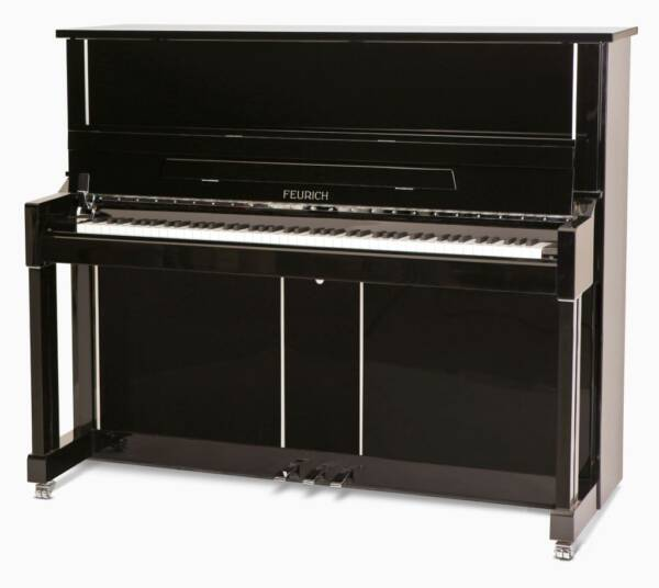 feurich,kawai,upright,piano,black,european,dorset,affordable