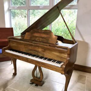 hoffmann,baby,grand,used,Piano,Dorset